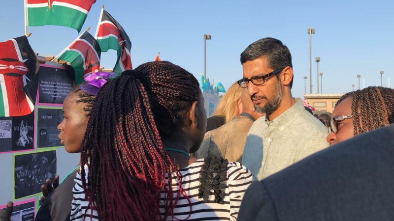 Google CEO Defends Diversity Efforts