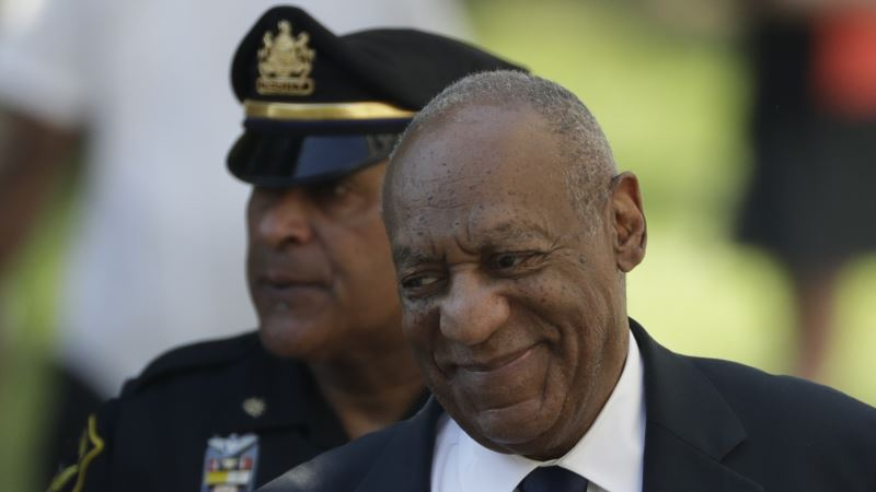 Cosby Back in Court With New Legal Team for Sex Assault Trial