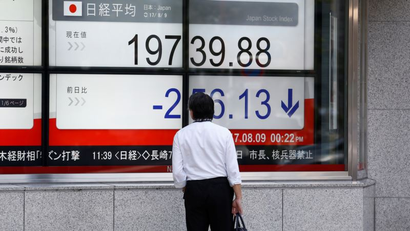 Harsh Rhetoric Between North Korea and Trump Worries Investors