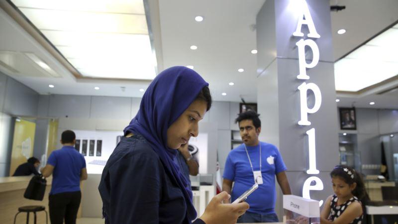 Iran Media Report Apple Shuts Down Iranian Apps