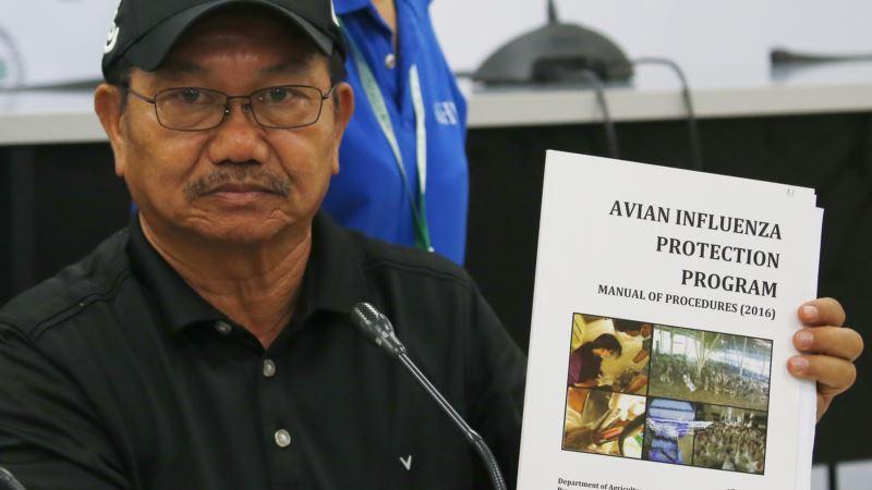 Philippines to Send Troops to Halt Bird Flu's Spread