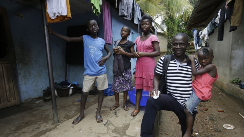 Ebola Survivors Found to Suffer Multiple After-effects
