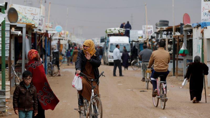 Jordan Opens First Job Center in Syrian Refugee Camp