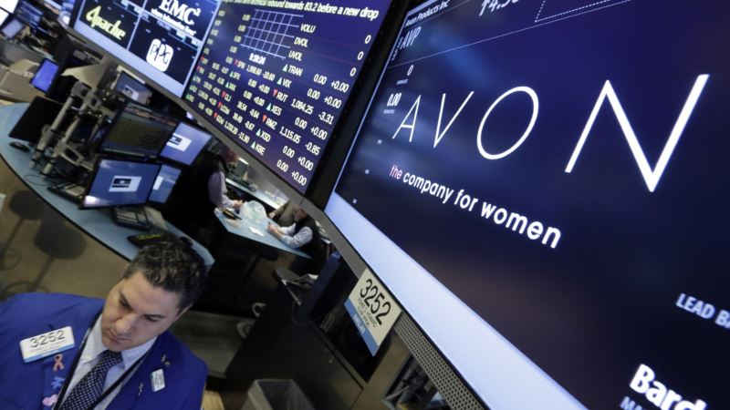 Avon CEO McCoy to Leave Company