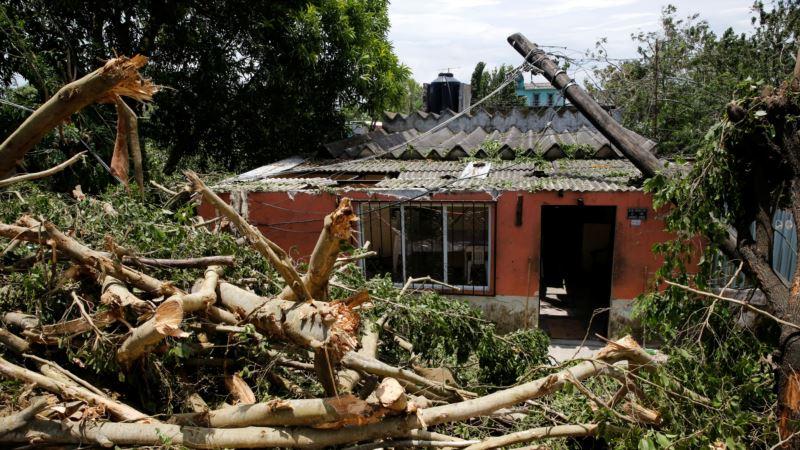 Hurricane Damage as Measured by Saffir-Simpson Scale