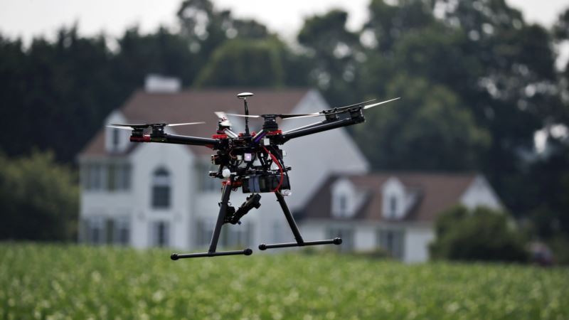 Pentagon: Military Can Destroy Drones Over Domestic US Bases