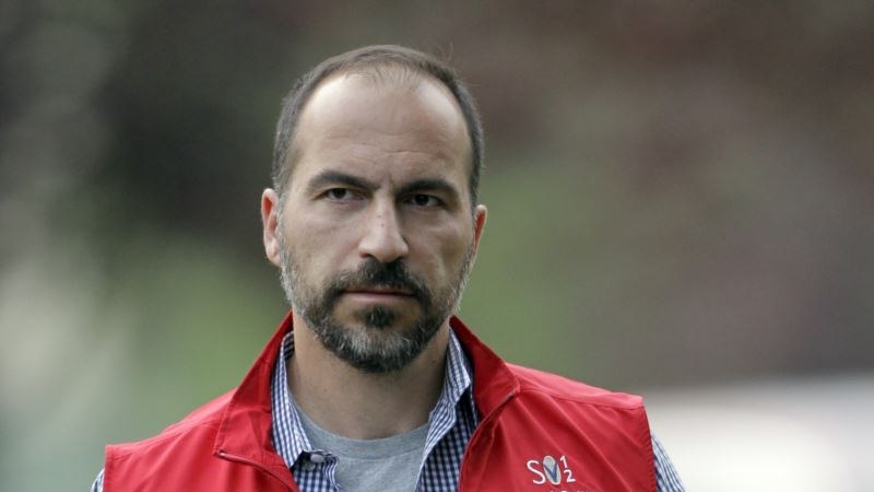 Expedia CEO Dara Khosrowshahi Reportedly to Lead Uber
