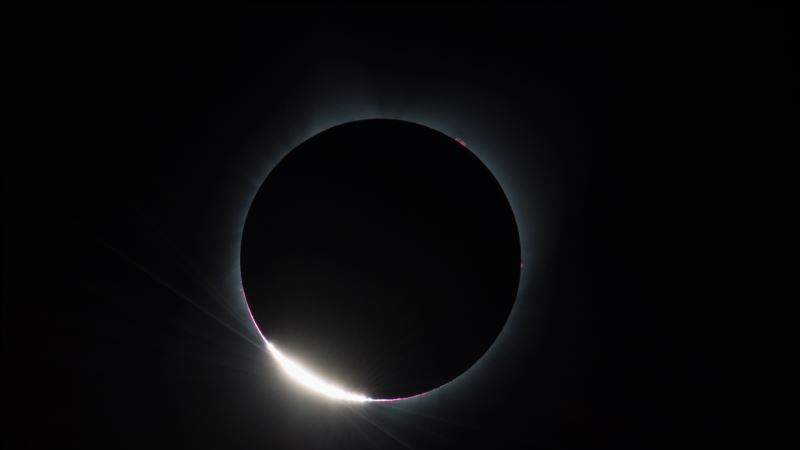 Millions Across US Marvel at Total Solar Eclipse
