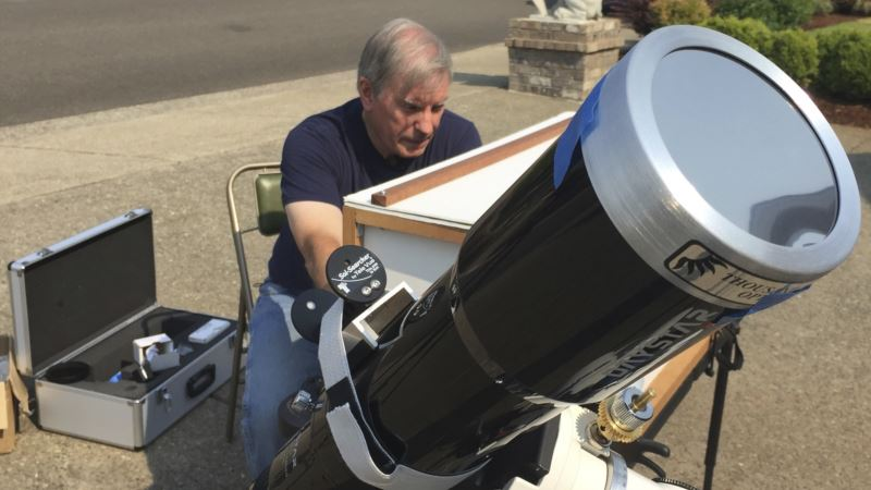 Citizen Scientists Gear Up for Eclipse