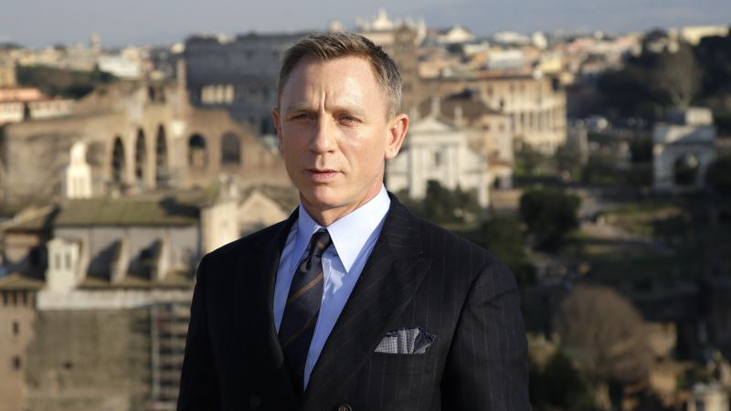 Craig to Play James Bond One Last Time