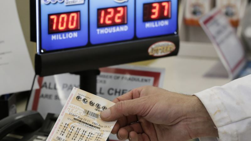 Once Banned, Lotteries are Big Money for US States