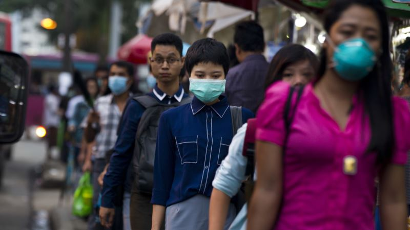 WHO in Myanmar Says Swine Flu Outbreak Not an 'Unusual Event'
