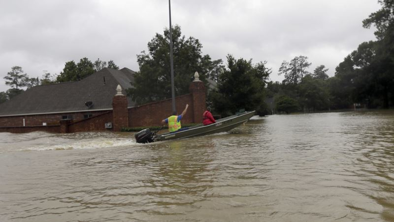 Scientists Say Harvey May Be Soggy Sign of Future Storms