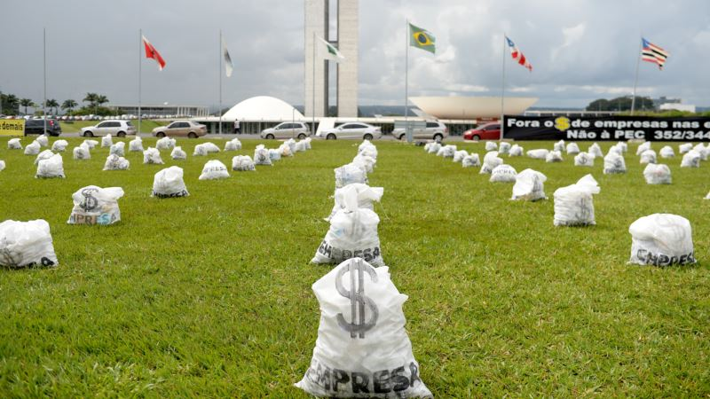 Brazil Lawmakers Seek $1B in Taxpayer Money for Election Campaigns