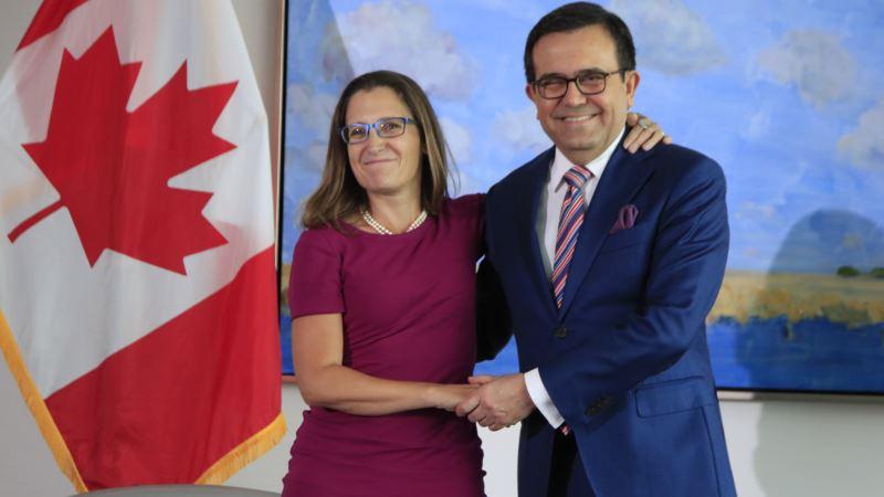 US, Mexico and Canada Launching NAFTA Renegotiation Talks