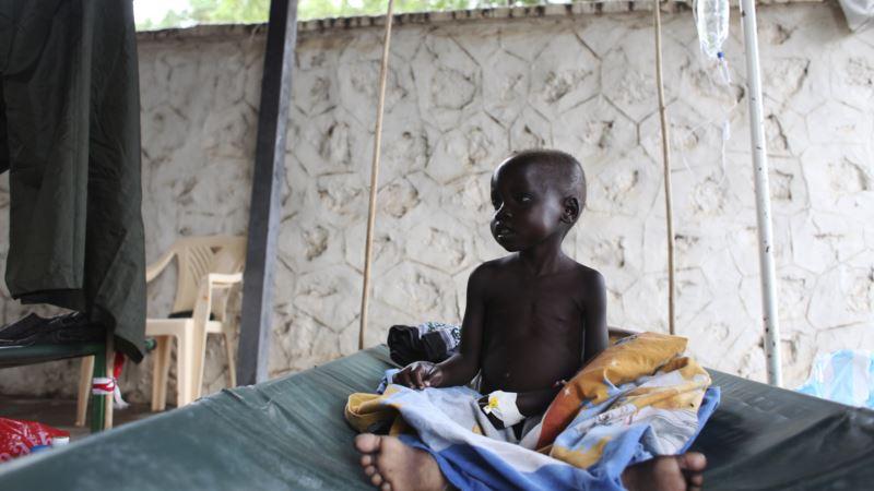 Cholera Threatens to Sweep Across South Sudan During Rainy Season
