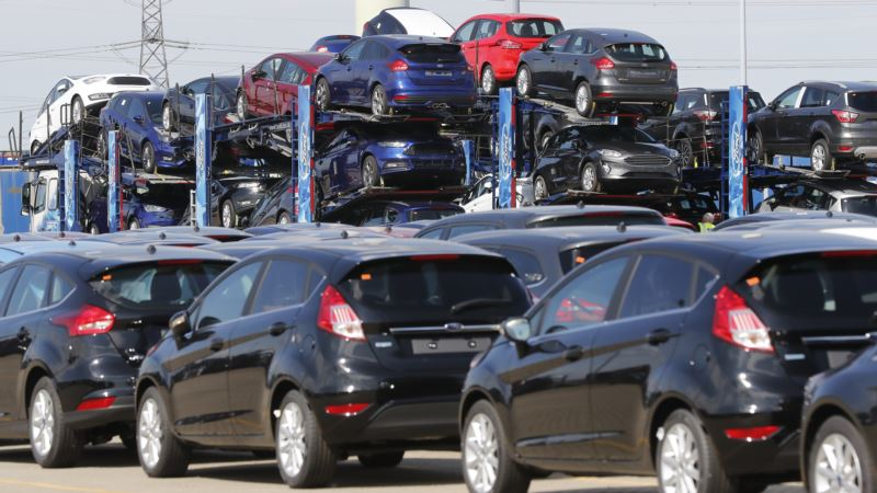 Ford Offers Brits Incentives to Trade in Older Cars