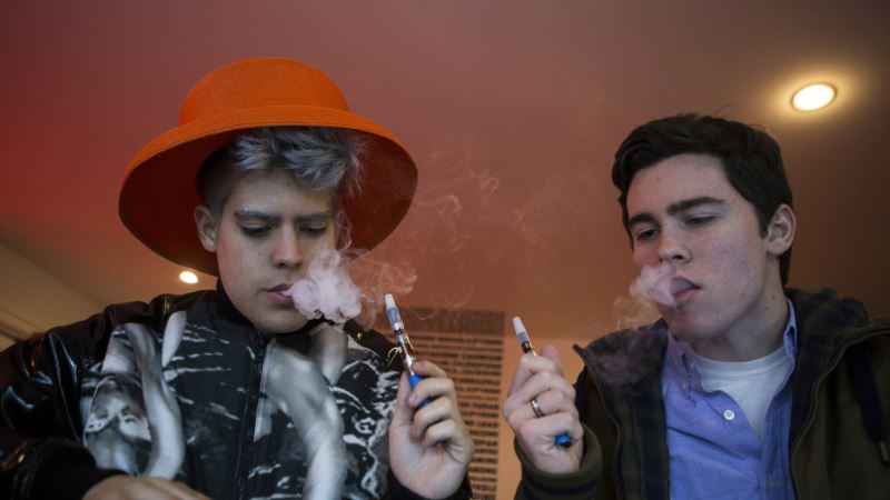 US FDA to Launch Campaign Against E-Cigarette Use Among Youth