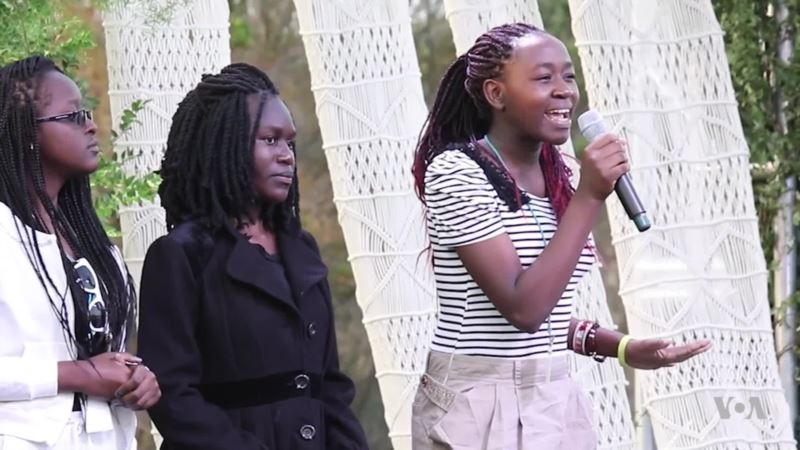 Kenyan Girls Use Technology to Combat Female Genital Mutilation