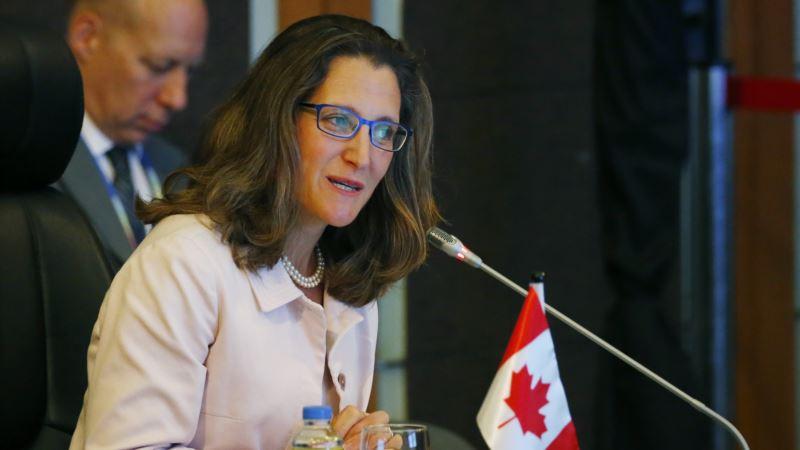 Canada Suggests it Could Quit NAFTA Talks Over Dispute Mechanism