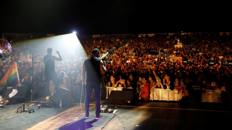 Stifled in Middle East, Lebanese Band Finds Audience in West