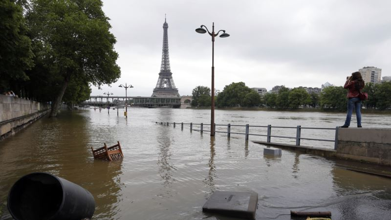 Climate Change Altering Europe's River Floods, Study Says
