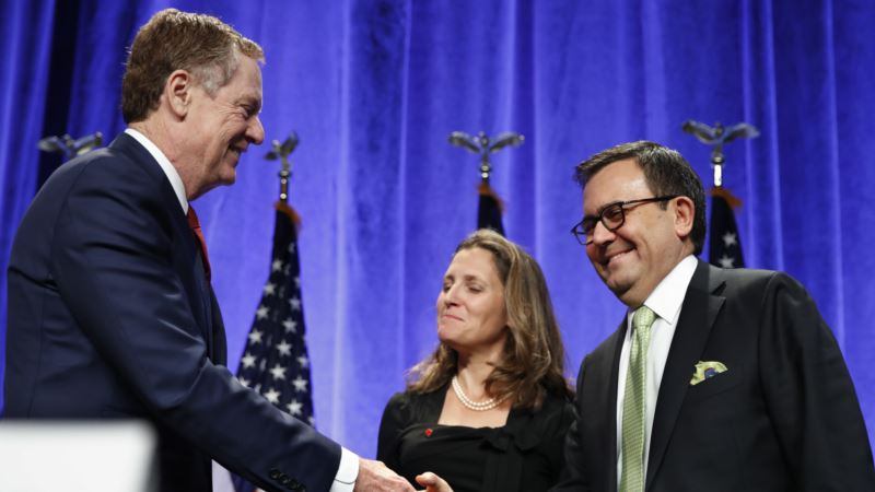 US, Mexico and Canada Launch NAFTA Renegotiation Talks