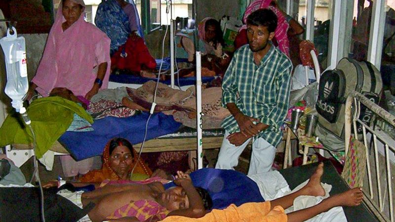 In Indian Hospital, at Least 35 Children Die in 3 Days