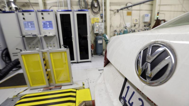 Volkswagen Executive Pleads Guilty in 'Dieselgate' Scandal