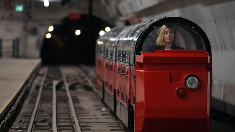 History Unearthed as London's Mail Rail Line Opens to Public