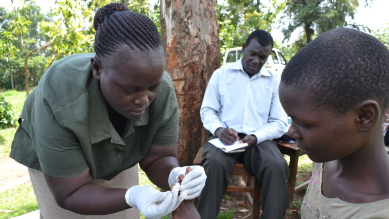 As Warming Brings More Malaria, Kenya Moves Treatment Closer to Home