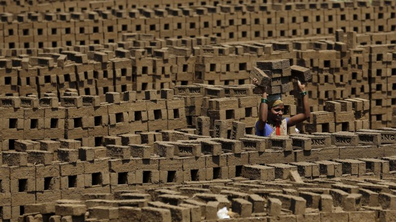 Satellite Images Could Identify Slave Labor in India