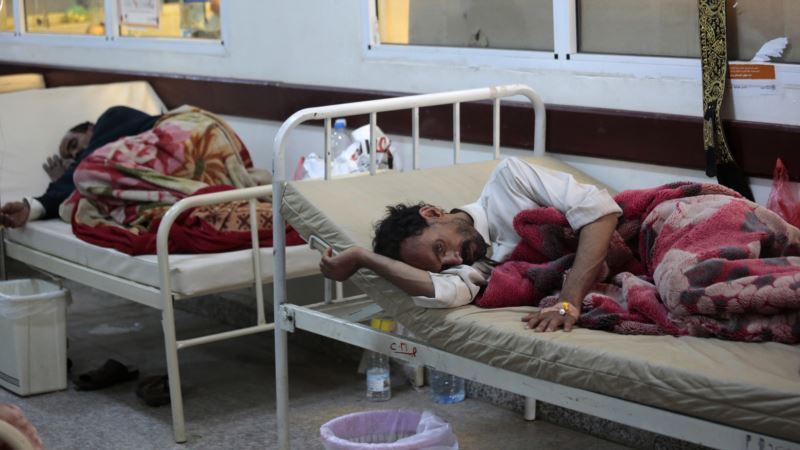 Researchers Blame Saudi-Led Coalition for 'Worst Cholera Outbreak in the World' in Yemen