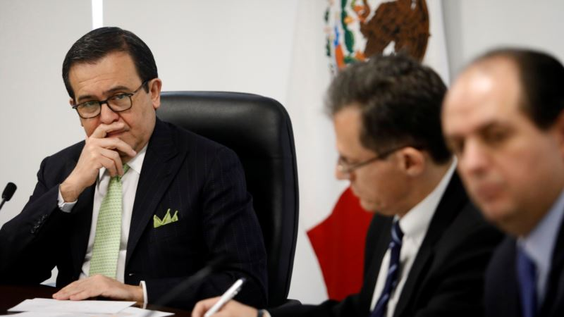 Mexico Sees End 2018 as Best Case for Implementing New NAFTA