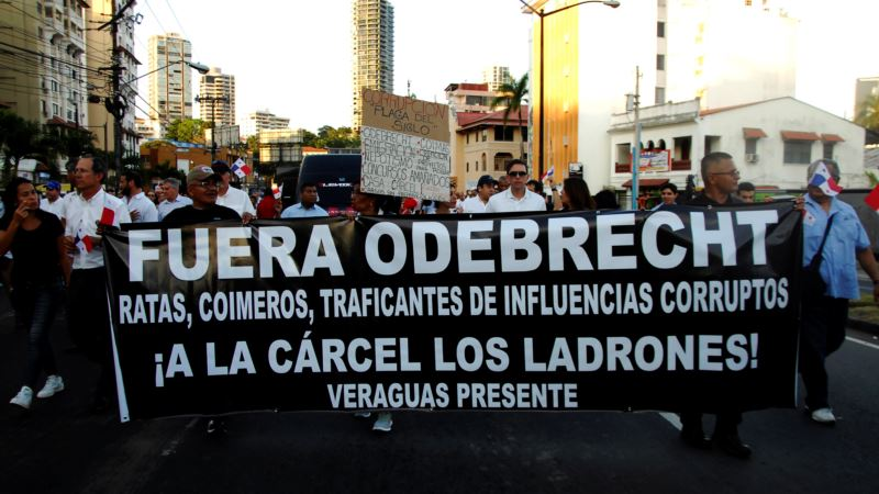 Odebrecht Agrees to Pay $220M Fine, Aid Panama Probe