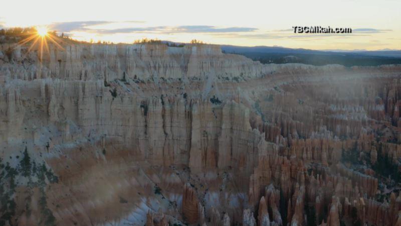 Other-worldly Desert Landscapes