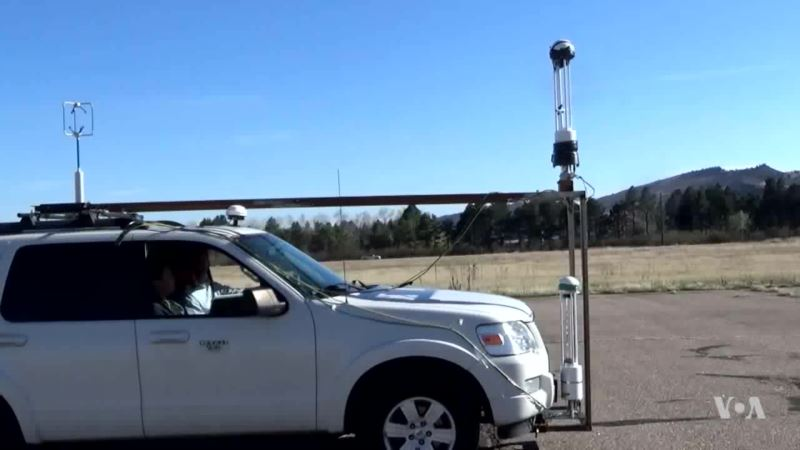 Technology Sniffs Out Underground Gas Leaks