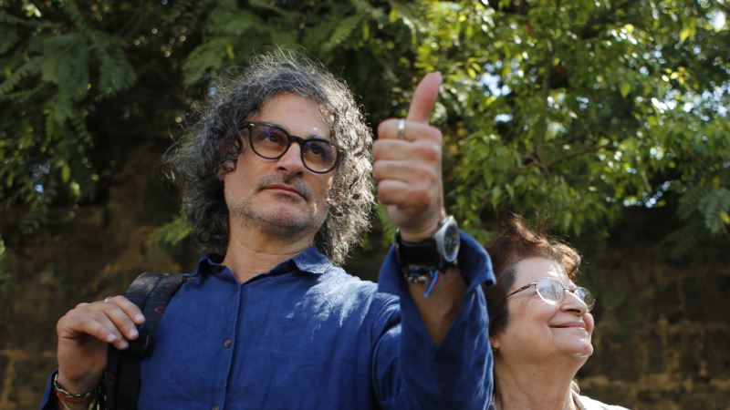 Lebanese Director Ziad Doueiri Briefly Detained for Israel Film Ties