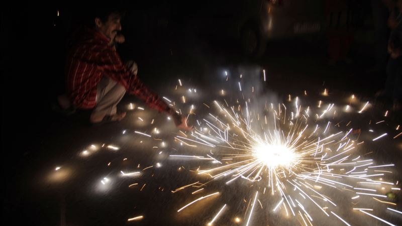 Diwali Festivals Grow in US, from Disney to Times Square