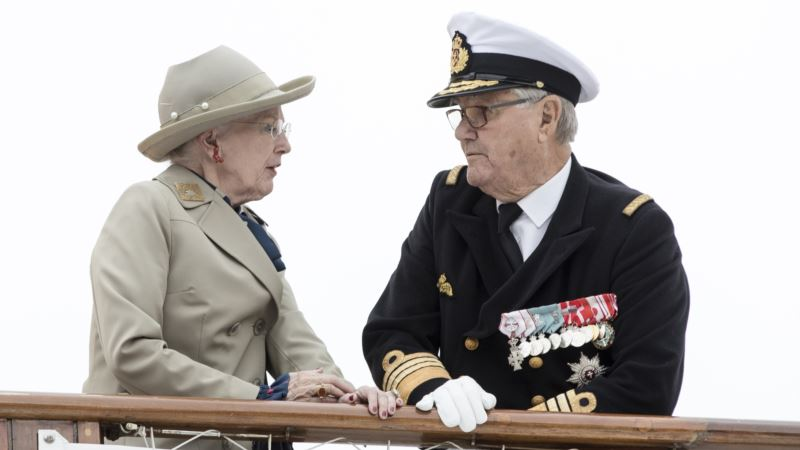 Danish Queen's Husband, Prince Henrik, Diagnosed with Dementia
