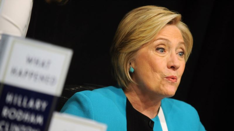 Clinton Book Has Sold More Than 300,000 Copies