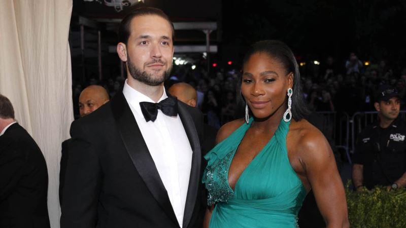 Serena Williams Shows Off Baby Alexis in Photos, Video Diary