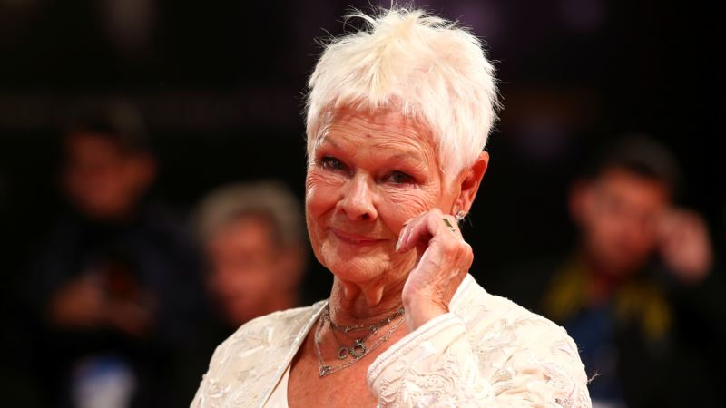 Making Movies Gets More Frightening With Age, Judi Dench Says