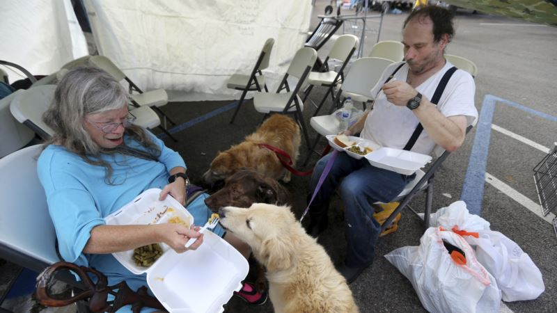 Fewer Harvey Victims at Shelters Doesn't End Housing Needs
