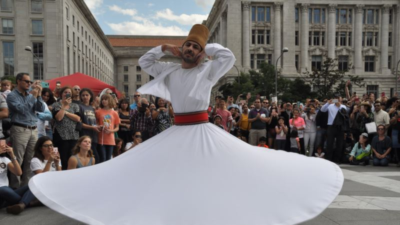 Syria Fest Hits Washington Streets