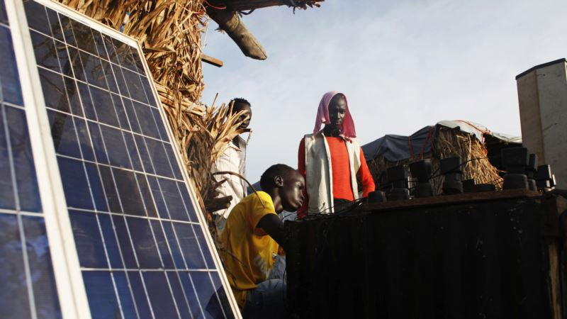 Mobile Payments, Smart Meters Bring Power to Tanzanian Homes