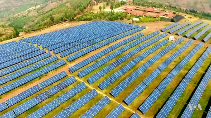 Rwanda's Largest Solar Field Also Empowers Orphans