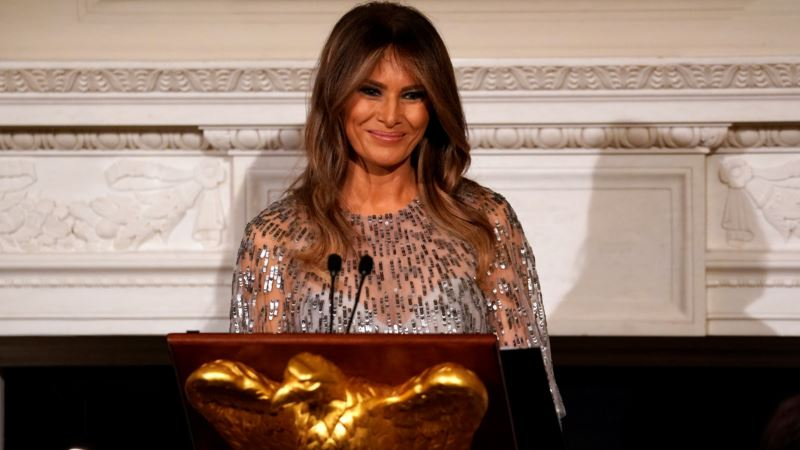 Melania Trump to Host Discussion on Opioid Crisis