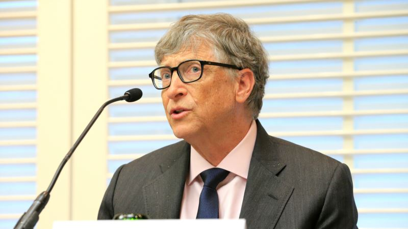 Bill Gates: Strides in Global Health at Risk if Rich Nations Pull Back