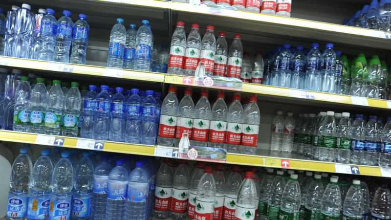 Plastic Found in Drinking Water on Five Continents